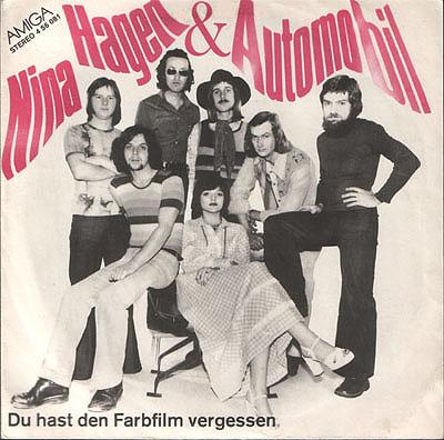 Nina Hagen CD Singles, Nina Hagen CDs, Buy Rare Nina Hagen CDs
